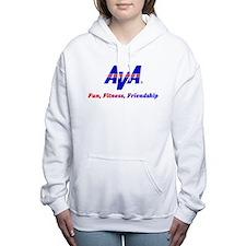 Cute Friendship Women's Hooded Sweatshirt