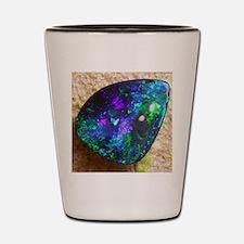 Opalistic Shot Glass