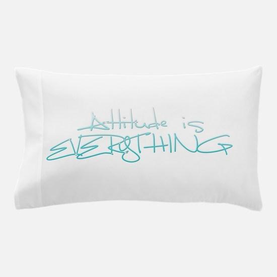 Cute Attitude Pillow Case