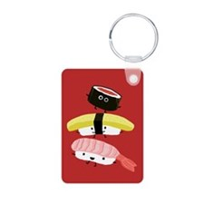 Sushi Party Keychains