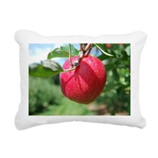 Apple Orchard Rectangular Canvas Pillow
