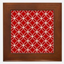 Cute Modern Framed Tile