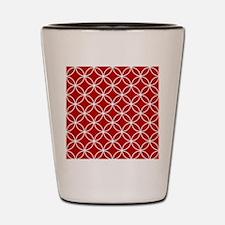 Cool Geometric Shot Glass