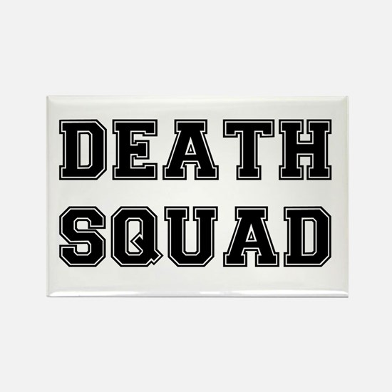 DEATH SQUAD! Magnets