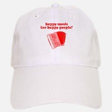Happy Music for Happy People Baseball Baseball Cap