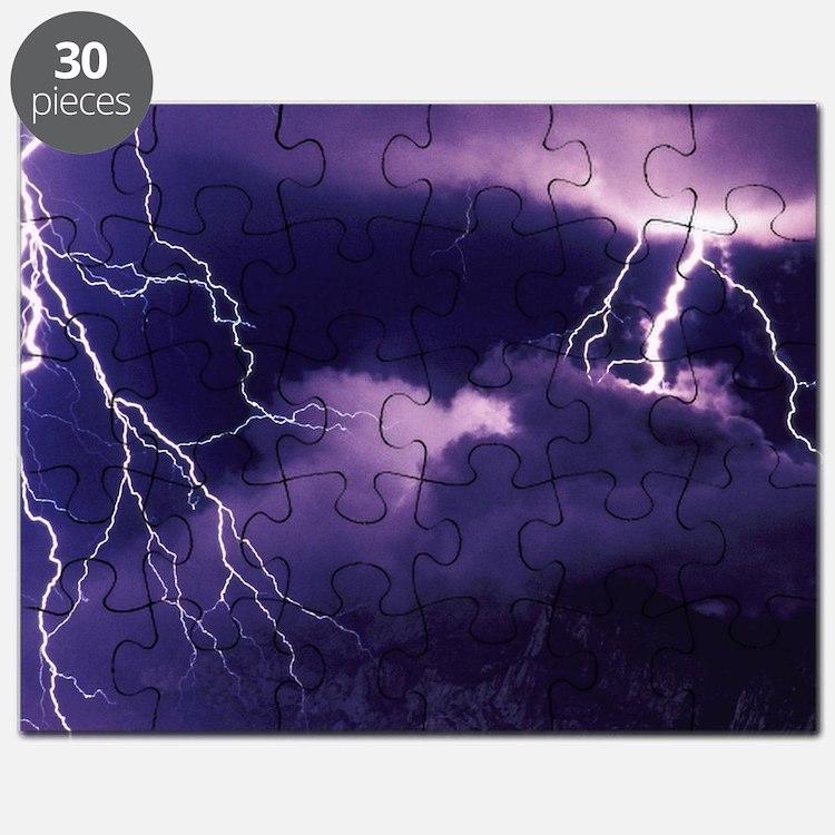 Purple storm 2 Puzzle