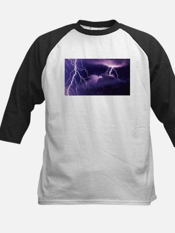 Purple storm 2 Baseball Jersey