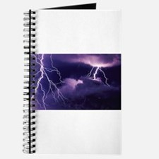 Cute Lightning Journal