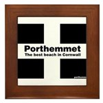 Porthemmet Framed Tile