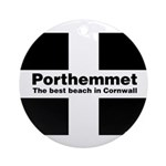 Porthemmet Ornament (Round)