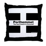 Porthemmet Throw Pillow