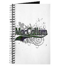 MacCallum Tartan Grunge Journal