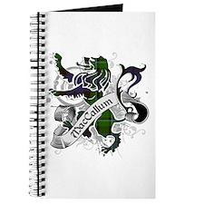 MacCallum Tartan Lion Journal