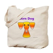 Cute Halloween dogs Tote Bag