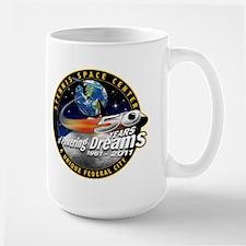 Stennis Space Center Large Mug Mugs