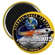 Stennis Space Center Magnet Magnets
