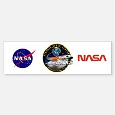 Stennis Space Center Bumper Bumper Sticker