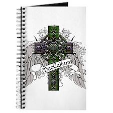 MacCallum Tartan Cross Journal