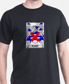 PORT 2 Coat of Arms T-Shirt