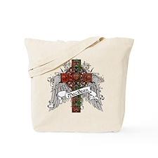 MacBean Tartan Cross Tote Bag