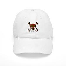 MacAulay Tartan Skull Baseball Cap