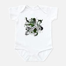 MacArthur Tartan Lion Infant Bodysuit