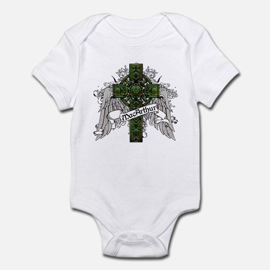 MacArthur Tartan Cross Infant Bodysuit