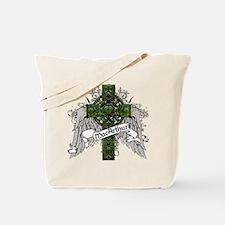 MacArthur Tartan Cross Tote Bag