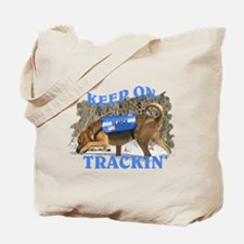 bloodhound tracking Tote Bag