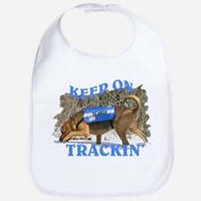 bloodhound tracking Bib