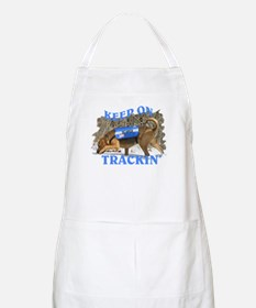 bloodhound tracking BBQ Apron