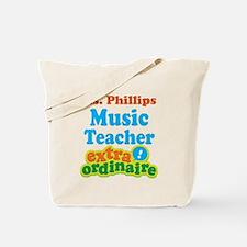 Music Teacher extraordinaire Tote Bag