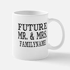 Future Mr. and Mrs. Personalized Mug