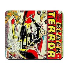 Black Terror #6 Mousepad