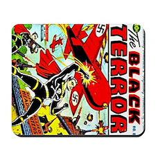 Black Terror #8 Mousepad