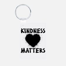 KINDNESS MATTERS (2-sided) Keychains