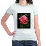 Rose Jr. Ringer T-Shirt