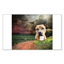 Cute I love american staffordshire terriers Decal