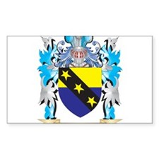 Herzig Coat of Arms - Family Crest Decal