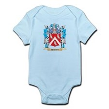 Hewitt Coat of Arms - Family Crest Body Suit