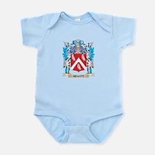 Hewitt Coat of Arms - Family Crest Body Suit