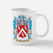 Hewitt Coat of Arms - Family Crest Mugs
