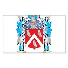 Hewitt Coat of Arms - Family Crest Decal