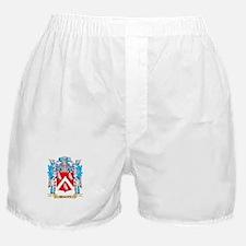 Cute Family crest hewitt Boxer Shorts