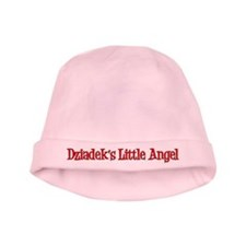 Dziadek's Little Angel Baby Hat