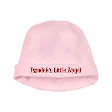 Dziadek's Little Angel Baby Hat