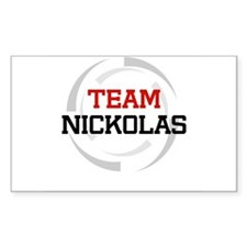 Nickolas Rectangle Decal