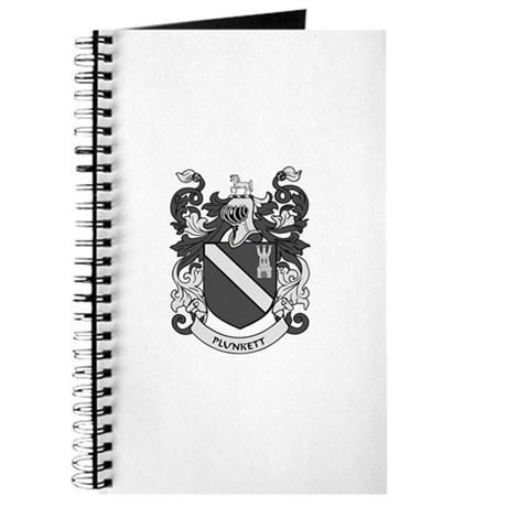 PLUNKETT Coat of Arms Journal