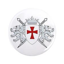 """Unique Templar 3.5"""" Button (100 pack)"""