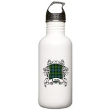 Lyon Tartan Shield Sports Water Bottle